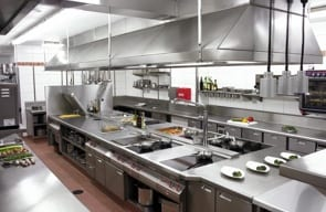 Commercial Kitchen & Cooking Equipment