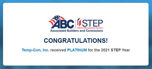 ABC Step Platinum 2021